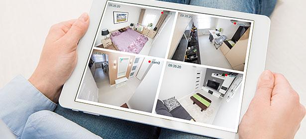 Smart Home Security Bristol