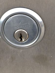 every security requirement including high security lock repairs and installations