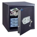 Locksmiths safe