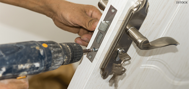 locksmith work