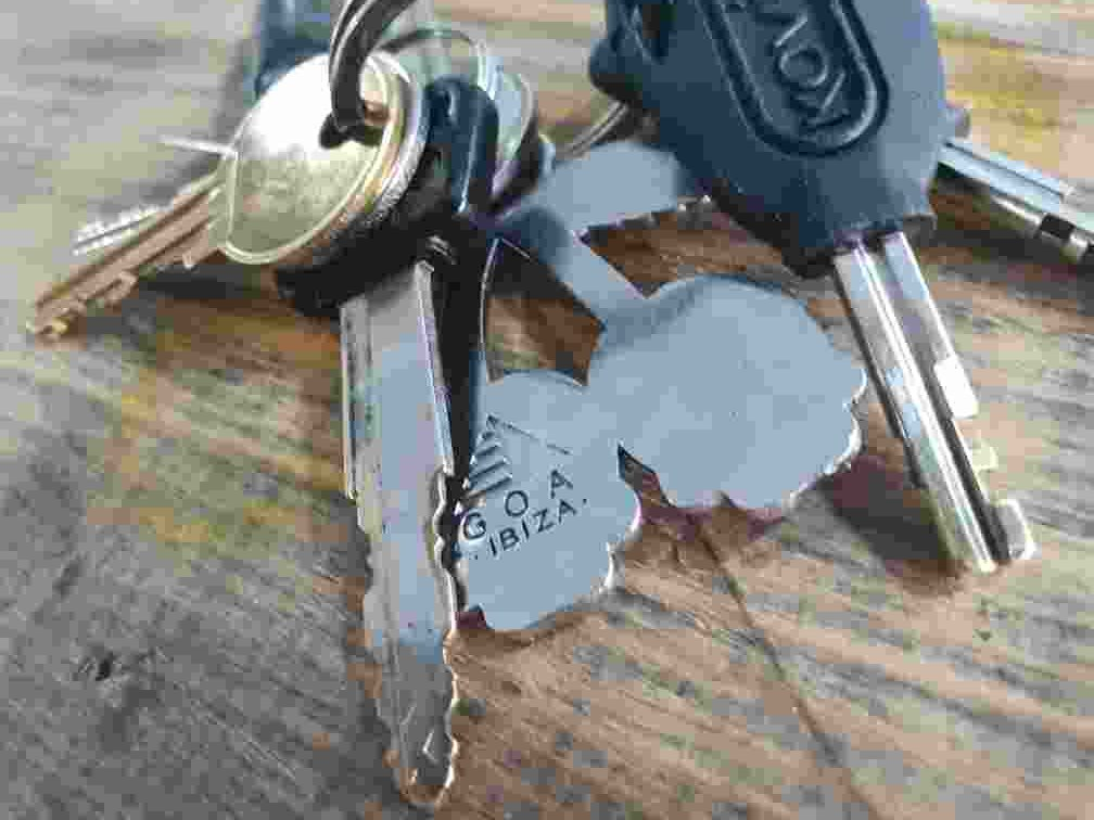 lost keys in Bristol